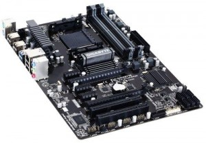 A mother of a motherboard... Gigabyte GA-970A-DS3P ATX AM3+ Motherboard