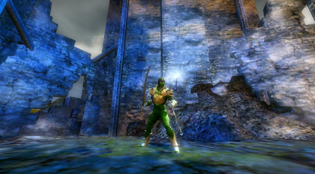 Green Ranger Thief in Guild Wars 2