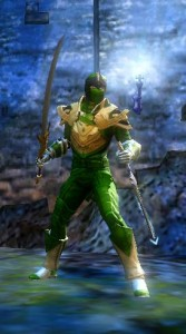 Green Ranger Thief in Guild Wars 2