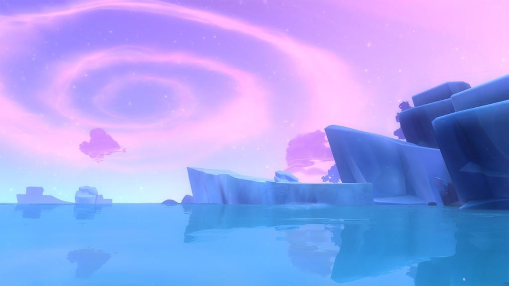 Beautiful Wildstar vista from https://twitter.com/lady_annieloy
